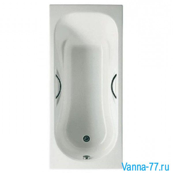 Ванна Roca Malibu 170х75 с ручками