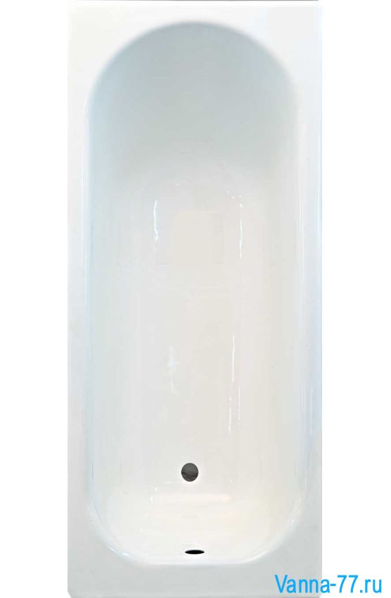 Ванна Россия Лагуна-Люкс Silver (Углубленная) 150х70